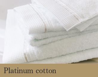 Platinum cotton